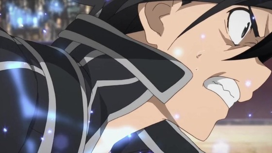 「SAO ソードアート・オンライン」10話感想 (28)