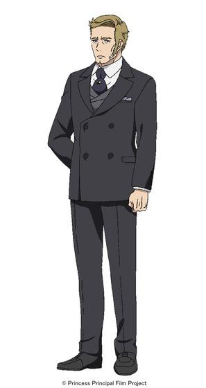 【王位継承権第一位】エドワード