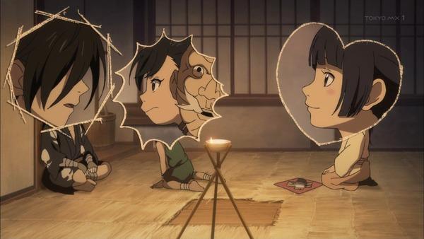 「どろろ」第19話 感想  (19)