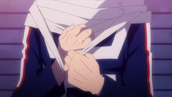「僕のヒーローアカデミア」100話(5期 12話)感想 (4)