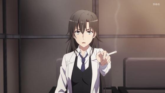 「俺ガイル」第3期 第5話感想 画像 (7)