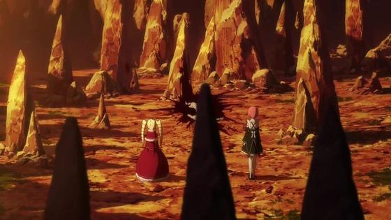 「リゼロ」第37話感想 (37)