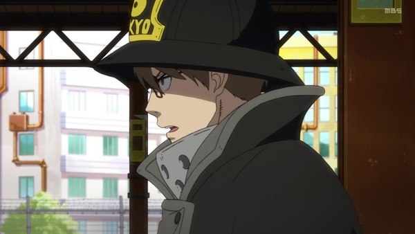 「炎炎ノ消防隊」1話感想 (15)
