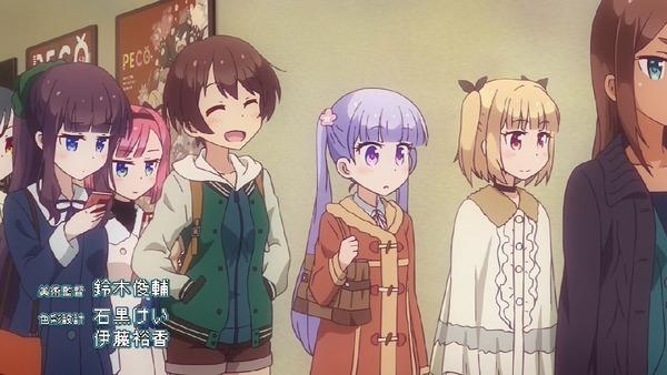「NEW GAME!!」2期 12話(最終回) (6)