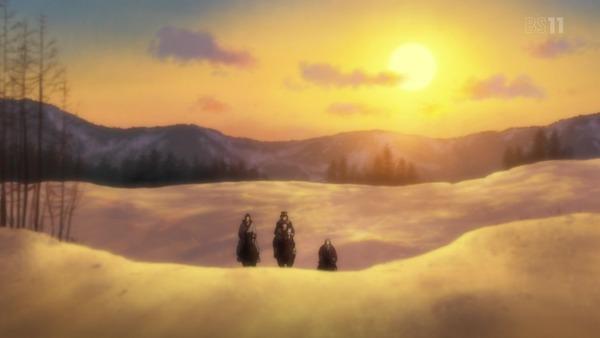 「ゴールデンカムイ」12話(最終回)感想 (144)