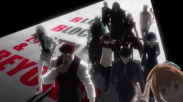 「血界戦線 & BEYOND」2期 12話 (110)