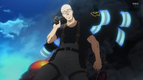 「炎炎ノ消防隊 弐ノ章」2期 第2話感想 (8)