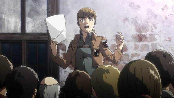 「進撃の巨人 Season3」(3期 9話)46話感想 (19)