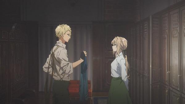 「ヴァイオレット・エヴァーガーデン」1話 (31)