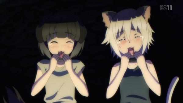 「デスマーチからはじまる異世界狂想曲」4話 (6)
