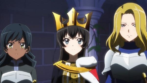 「少女☆歌劇 レヴュースタァライト」8話 (14)