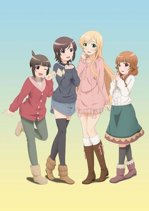 普通の女子校生が【ろこどる】やってみた。OVA