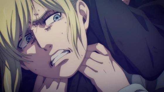 「進撃の巨人」62話(4期 3話)感想 (123)