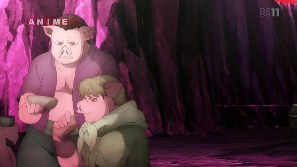 「SAO アリシゼーション」2期 8話感想 画像 (19)