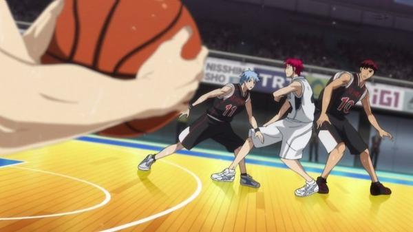 黒子のバスケ (6)