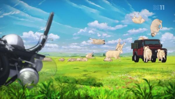 「キノの旅」12話(最終回) (28)