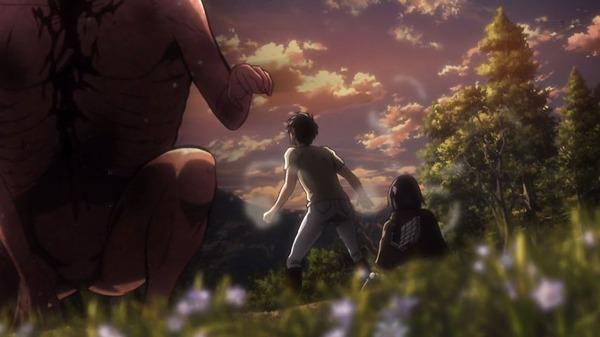 「進撃の巨人 Season2」37話 (56)
