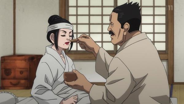 「ゴールデンカムイ」13話(2期 1話)感想 (57)