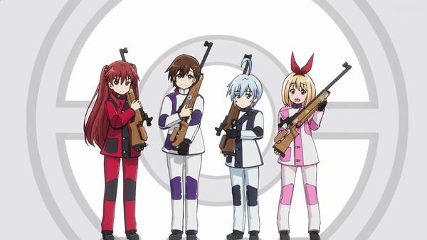 「ライフル・イズ・ビューティフル」1話感想 (6)
