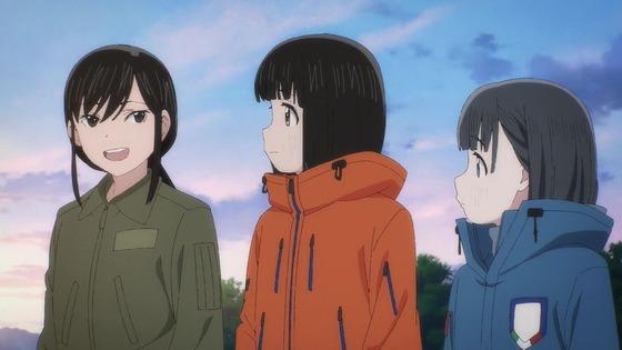 「スーパーカブ」12話 最終回感想 (90)