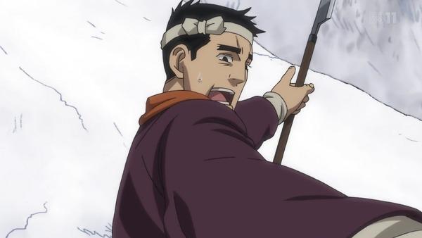 「ゴールデンカムイ」9話感想 (14)