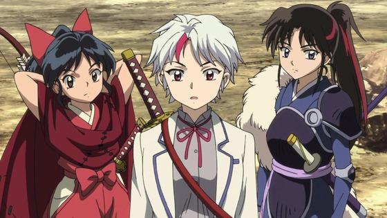 「半妖の夜叉姫」第8話感想 画像 (125)
