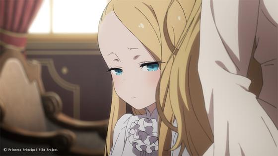 「プリンセス・プリンシパル Crown Handler」第2章 (3)