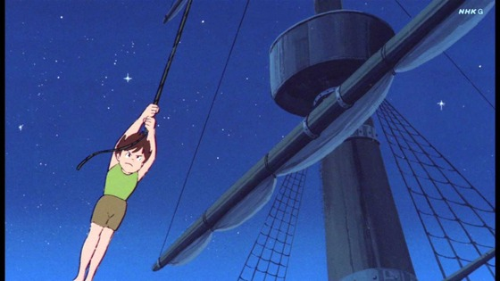 「未来少年コナン」第18話感想 画像 (88)