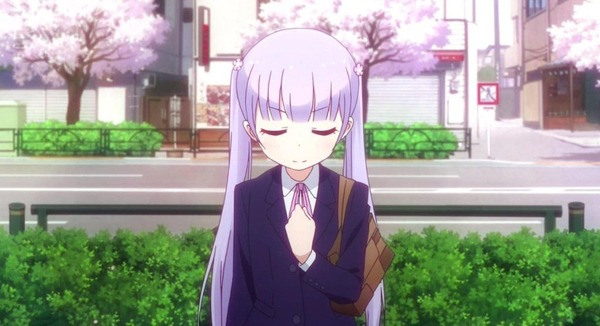 「NEW GAME!」1話 (2)