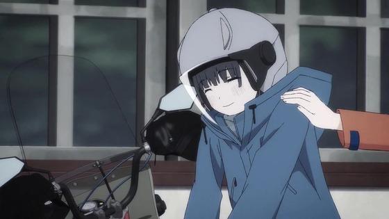「スーパーカブ」12話 最終回感想 (20)