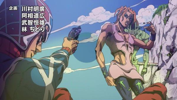 「ジョジョの奇妙な冒険 5部」22話感想 (5)