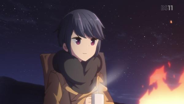 「ゆるキャン△」12話 (8)