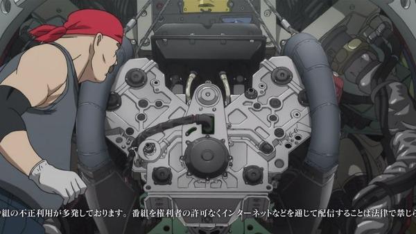 フルメタ4期 6話感想 (5)