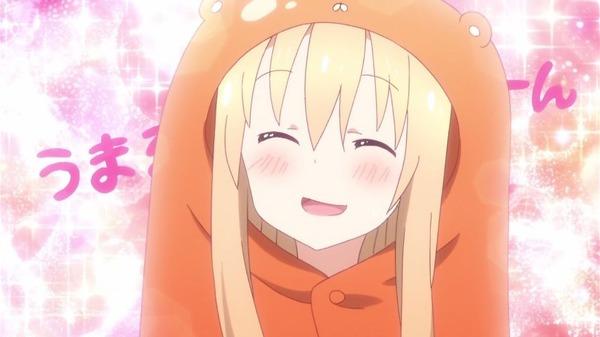干物妹!うまるちゃん (86)