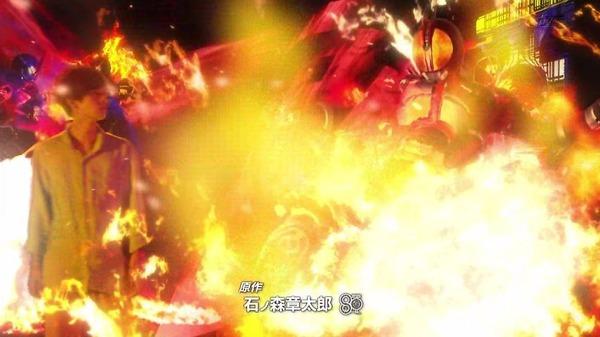 「仮面ライダージオウ」1話  (4)