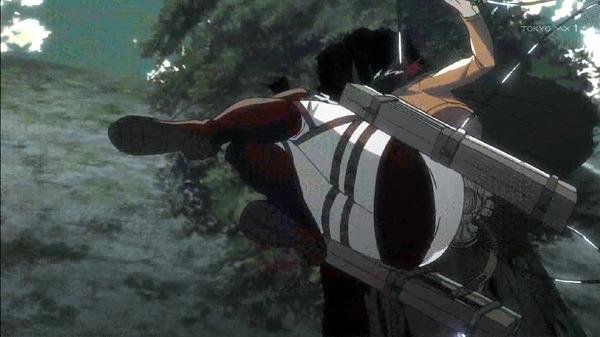 「進撃の巨人 Season2」32話 (49)