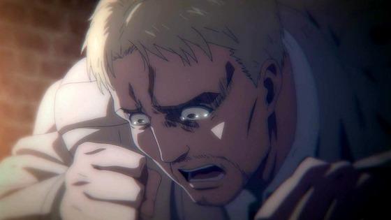 「進撃の巨人」66話(4期 7話)感想 (53)
