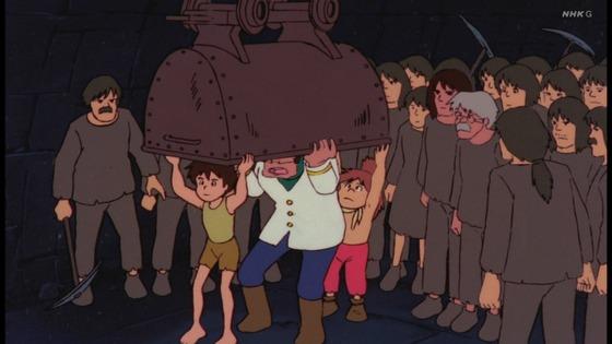 「未来少年コナン」第22話感想 画像  (69)