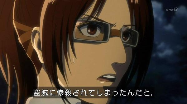 「進撃の巨人 Season3」(3期 5話)42話感想 (28)