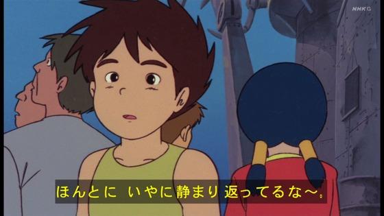 「未来少年コナン」第10話感想  (40)