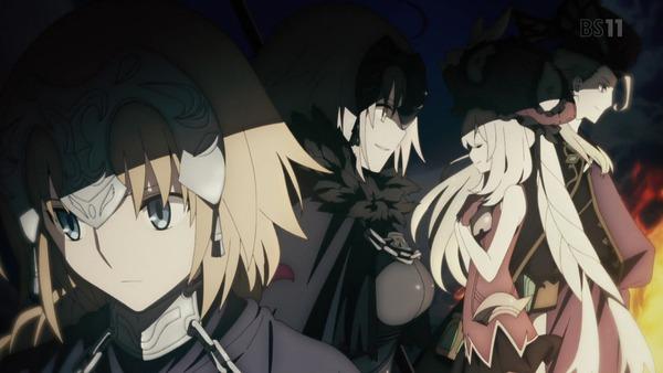「FateGrand Order 絶対魔獣戦線バビロニア」FGO 1話感想 (8)