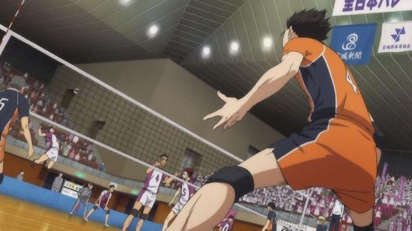 「ハイキュー!! 烏野高校VS白鳥沢学園高校」 (112)