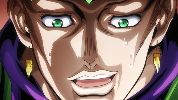 「ジョジョの奇妙な冒険」14話 (27)