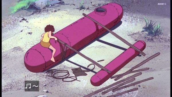 「未来少年コナン」第2話感想 画像  (85)