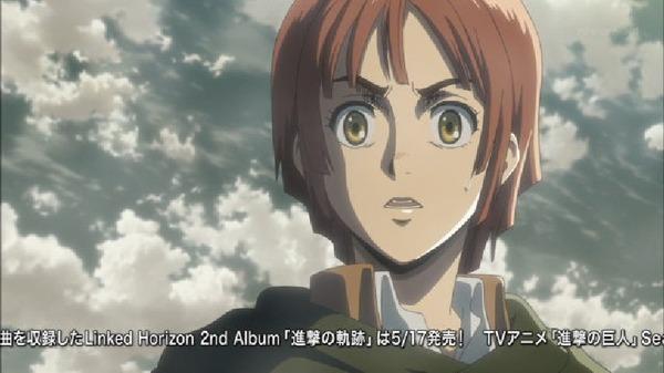 「進撃の巨人 Season2」32話 (17)