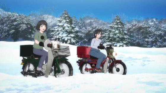 「スーパーカブ」10話感想 (85)