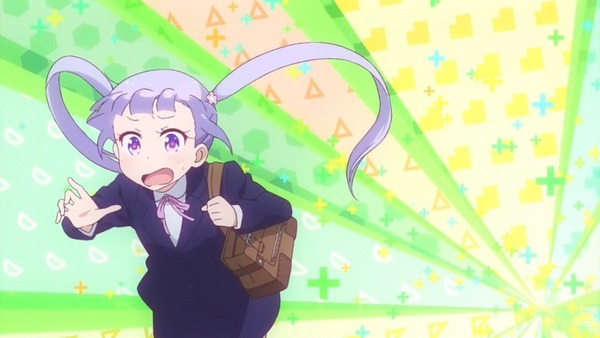 「NEW GAME!」1話 (9)