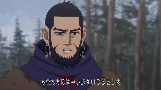 「ゴールデンカムイ」30話(3期 6話)感想 (119)