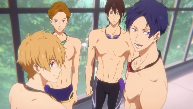 「Free! Dive to the Future」3期 11話感想 (91)