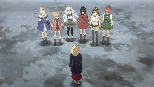 「荒野のコトブキ飛行隊」3話 感想 (66)
